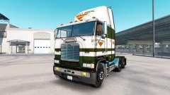 Haut POZZi für LKW Freightliner FLB