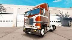 Haut Pure Vintage Zugmaschine Freightliner FLB