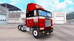 Haut in Carolina Zugmaschine Freightliner FLB