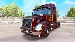 UPS skin für Volvo VNL 670 LKW