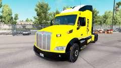 Caterpillar-skin für den truck Peterbilt