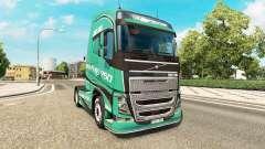 Road King skin für Volvo-LKW