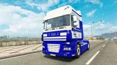 DastagirTrans skin for DAF truck