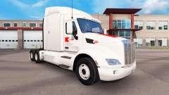 La peau Kmart pour Peterbilt et Kenworth camions