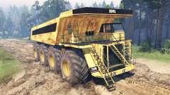 Camion minier