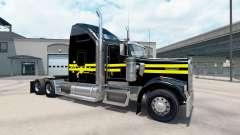 La peau de la Nuit dans le camion Kenworth W900