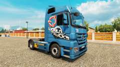 La peau du Monde De Camions-pour les camions