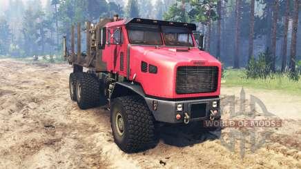 Oshkosh M1070 HET pour Spin Tires