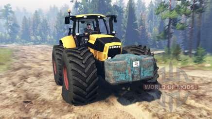 Deutz-Fahr Agrotron X 720 für Spin Tires