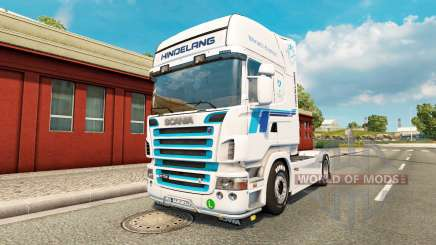 Scania R730 2008 Hindelang pour Euro Truck Simulator 2