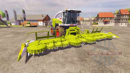 CLAAS Jaguar 980 pour Farming Simulator 2013