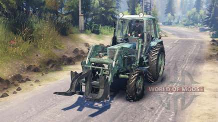 MTZ-82 [collection] pour Spin Tires