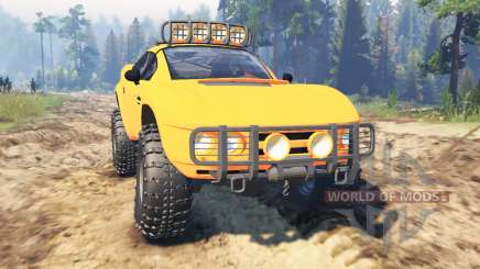 GTA V Coil Brawler pour Spin Tires