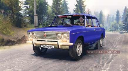 VAZ-2103 pour Spin Tires