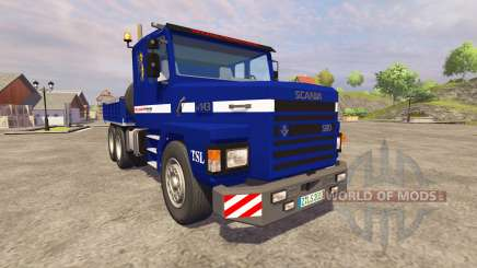 Scania 143h pour Farming Simulator 2013