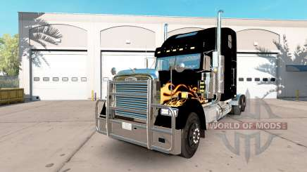 Freightliner Classic XL [reworked] pour American Truck Simulator