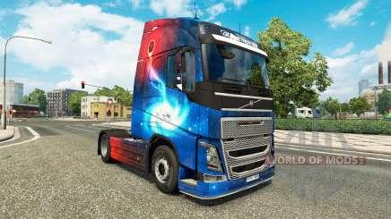 Galaxy skins für Volvo-LKW für Euro Truck Simulator 2