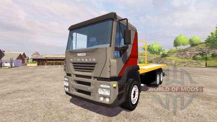 Iveco Stralis 300 [evacuator] pour Farming Simulator 2013