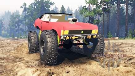 Chevrolet Nova pour Spin Tires
