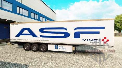 Skins für Trailer für Euro Truck Simulator 2
