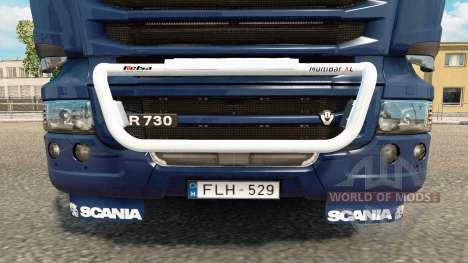 Tuning pour Scania Streamline pour Euro Truck Simulator 2