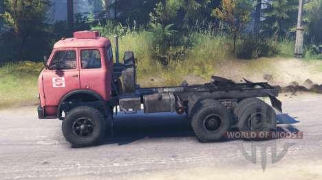 MAZ-515Б pour Spin Tires
