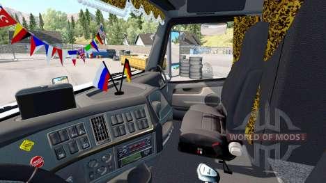 Volvo VNL 670 v1.2 für American Truck Simulator