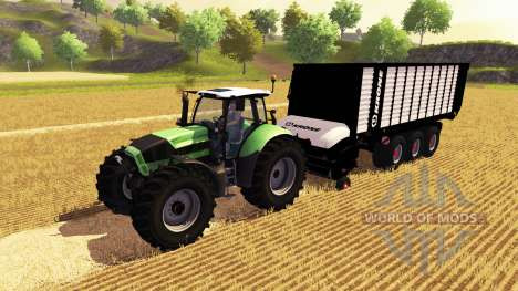 Krone ZX 550 für Farming Simulator 2013