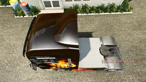 MAN TGX v1.02 für Euro Truck Simulator 2
