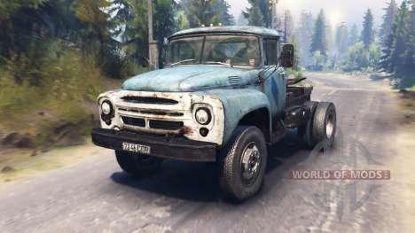 ZIL-130 für Spin Tires