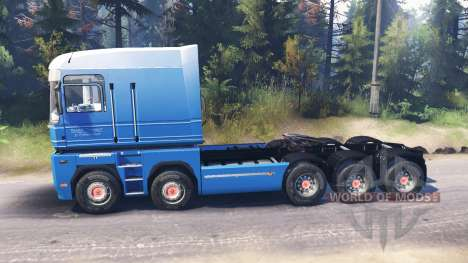 Renault Magnum 10x10 v3.0 für Spin Tires