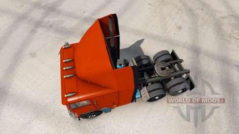 Freightliner FLB v2.0 pour American Truck Simulator