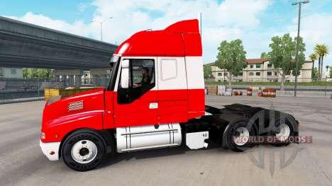 Iveco Strator 6x6 pour American Truck Simulator