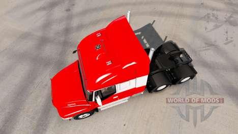 Iveco Strator 6x6 für American Truck Simulator