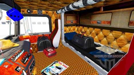 Kenworth K100 v3.0 pour American Truck Simulator