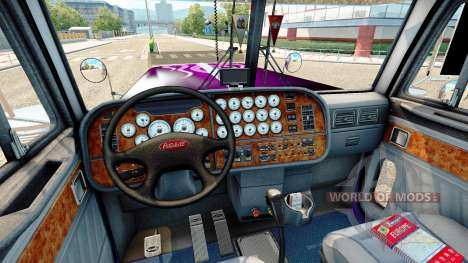 Peterbilt 379 [purple] für Euro Truck Simulator 2