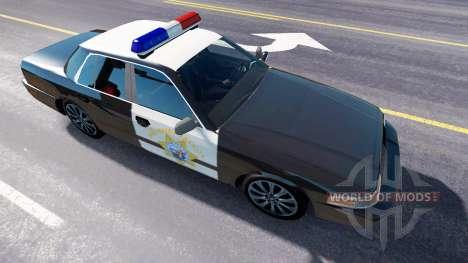 California Highway Patrol für American Truck Simulator