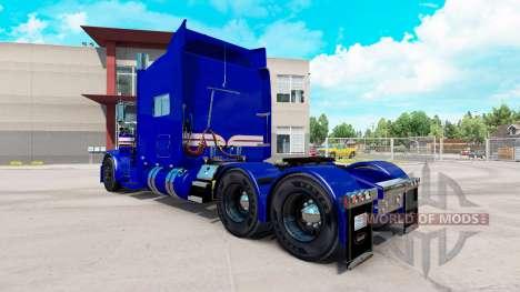 Jarco de Transport de la peau pour le camion Pet pour American Truck Simulator