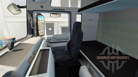 MAN TGX v1.02 pour Euro Truck Simulator 2
