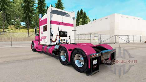 Haut-Trucking für eine Heilung für die truck-Pet für American Truck Simulator