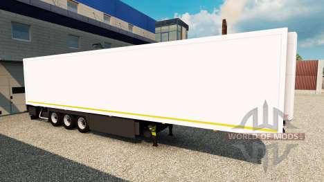 Auflieger SR2 der Futura EN für Euro Truck Simulator 2