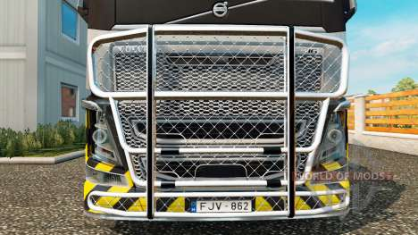 Front Grill pour Euro Truck Simulator 2