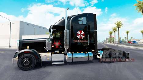 Freightliner Classic XL [fixed] pour American Truck Simulator
