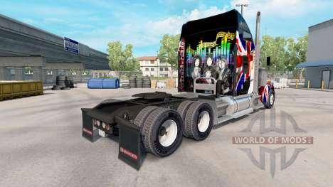 Haut Königin auf dem truck-Kenworth W900 für American Truck Simulator