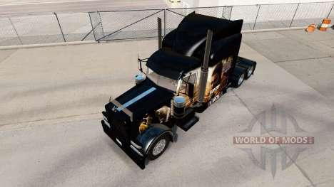 La peau Far Cry Primordiale pour le camion Peter pour American Truck Simulator