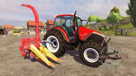 Pottinger Mex II Rotation für Farming Simulator 2013