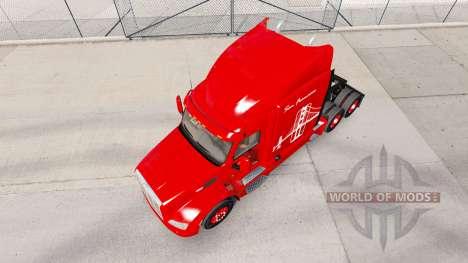 Haut-Oakland-Bay-Brücke für LKW Peterbilt für American Truck Simulator