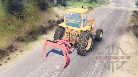 Valmet 502 [aktualisiert] für Spin Tires