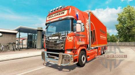Scania R730 Tandem pour Euro Truck Simulator 2