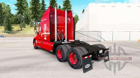 La peau Oakland Bay Bridge pour camion Peterbilt pour American Truck Simulator